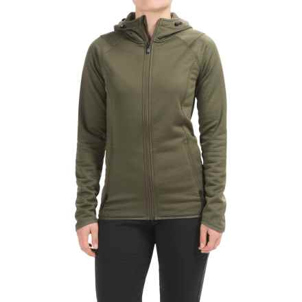 Burton [ak] Turbine Fleece Jacket - Polartec® Thermal Pro® Fleece (For Women) in Keef - Closeouts